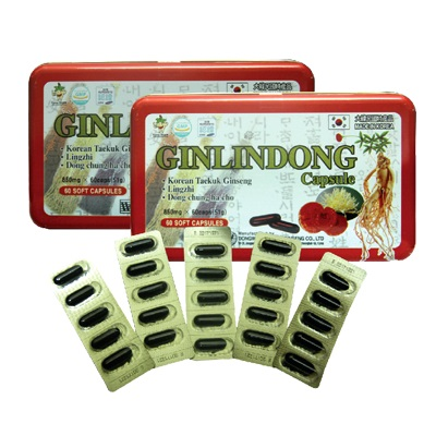 Ginlindong Capsule